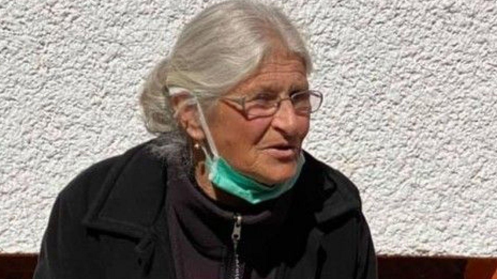 Баба Мария от Стамболийски дари 10-годишните си спестявания на общината