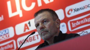 Стойчо Младенов преди дербито: С Мъри се познаваме до болка, има взаимно уважение