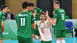 Младежите на България се класираха сред първите 8 на Световното по волейбол