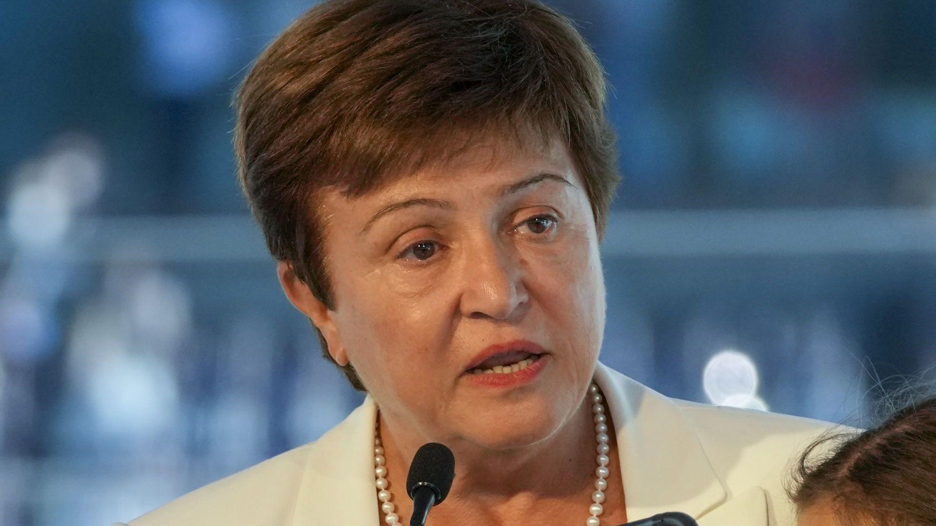 Кристалина Георгиева заяви, че е била подведена от адвокатската фирма