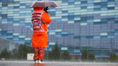 Отмениха заради ужасното време последната тренировка преди Гран при в Сочи