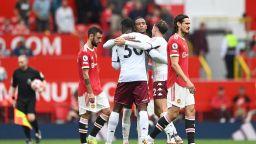 И дузпа в продължението не спаси Юнайтед от издънка вкъщи срещу Астън Вила