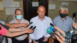 Откриха 40 кг хероин в турски микробус, превозващ платове