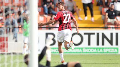 Легендата продължава: Фамилията Малдини пак е сред голмайсторите за Милан