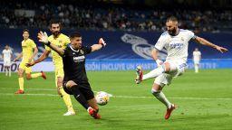 Реал (Мадрид) не успя да вкара за първи път през сезона