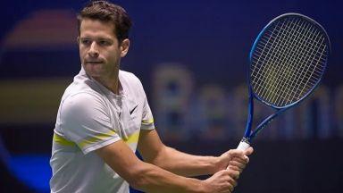 Eлитен мъжки тенис в София - двама българи на корта днес (програма)