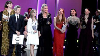 Жени триумфираха с първите полово неутрални награди в Сан Себастиан