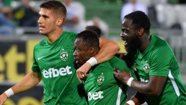 Лудогорец не допусна изненада срещу отбор от Трета лига