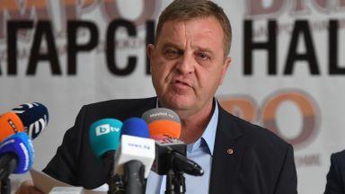 Каракачанов: Ситуацията не ме изкушава да ставам президент, но съм сред номинираните
