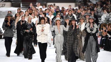 """""""Yves Saint Laurent """" се връща на Седмицата на модата в Париж"""