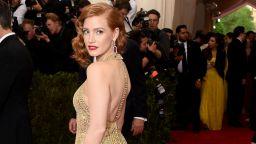 Джесика Частейн смята, че времената се променят за жените в киното и медиите