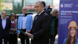 Радев предизвика Борисов: Да се кандидатира за президент, така е редно
