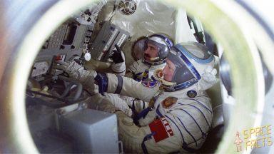 Първият български космонавт публикува снимките от полета си (видео)