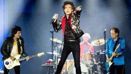 """""""Rolling Stones"""" започнаха турнето си в САЩ, което беше отложено заради пандемията"""