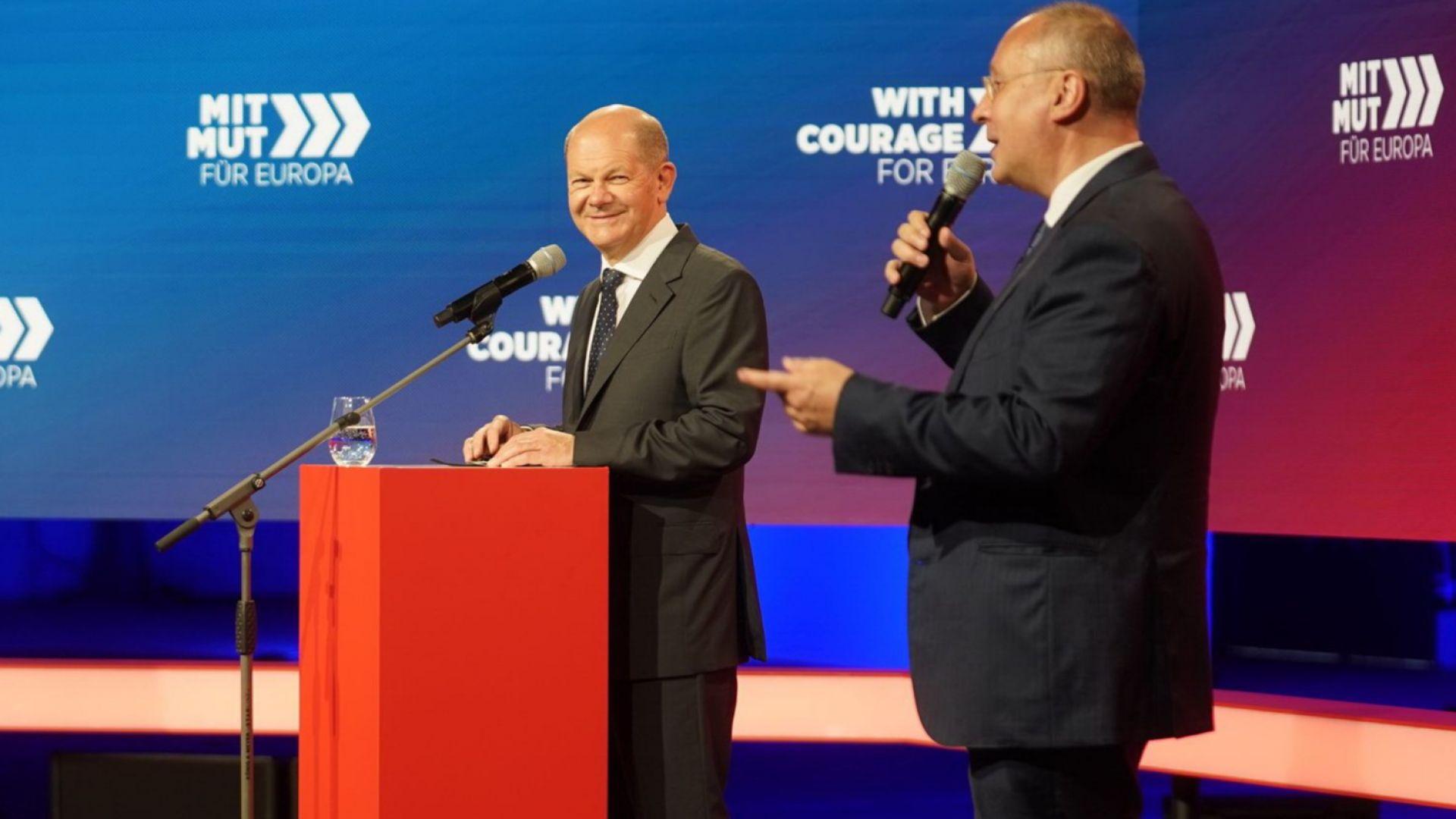 Станишев: С новото лидерство на Шолц, Европа има шанс да излезе от кризата
