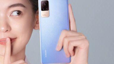 Xiaomi Civi идва със 120-херцов OLED дисплей