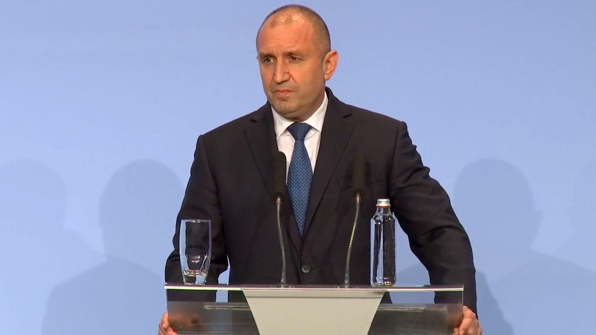 Румен Радев пред Инициативния комитет: Антимафиотският консенсус премина в урните