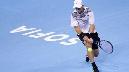 Андреев приключи със Sofia Open след загуба от №62 в света