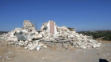 Трус от 4,3 по Рихтер събуди жителите на остров Крит