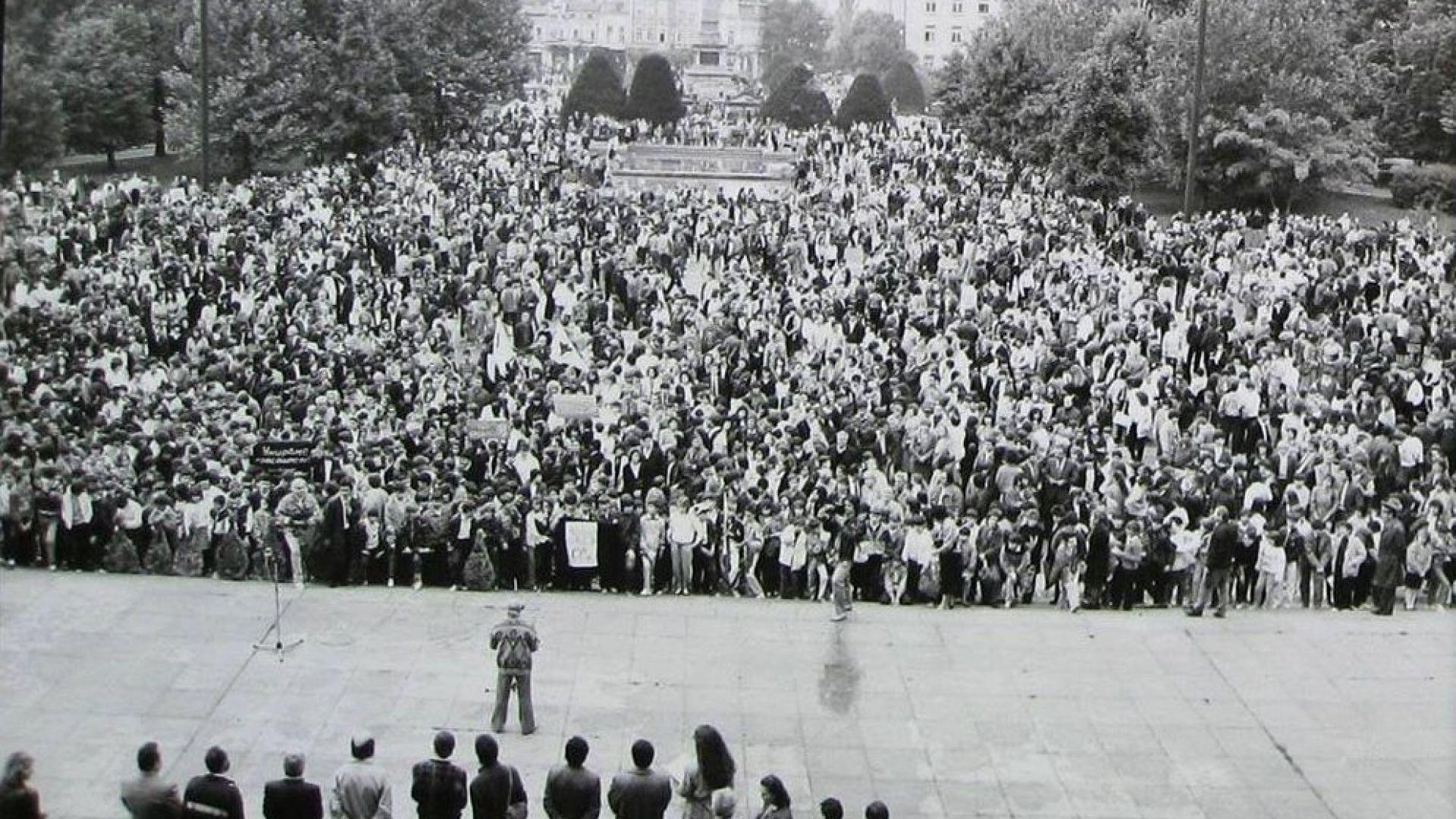 Преди 34 г. шест русенки разклатиха тоталитарната система