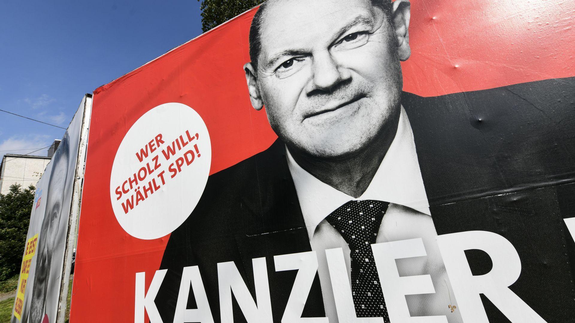 Той ли ще е новият канцлер на Германия - кой е Олаф Шолц?