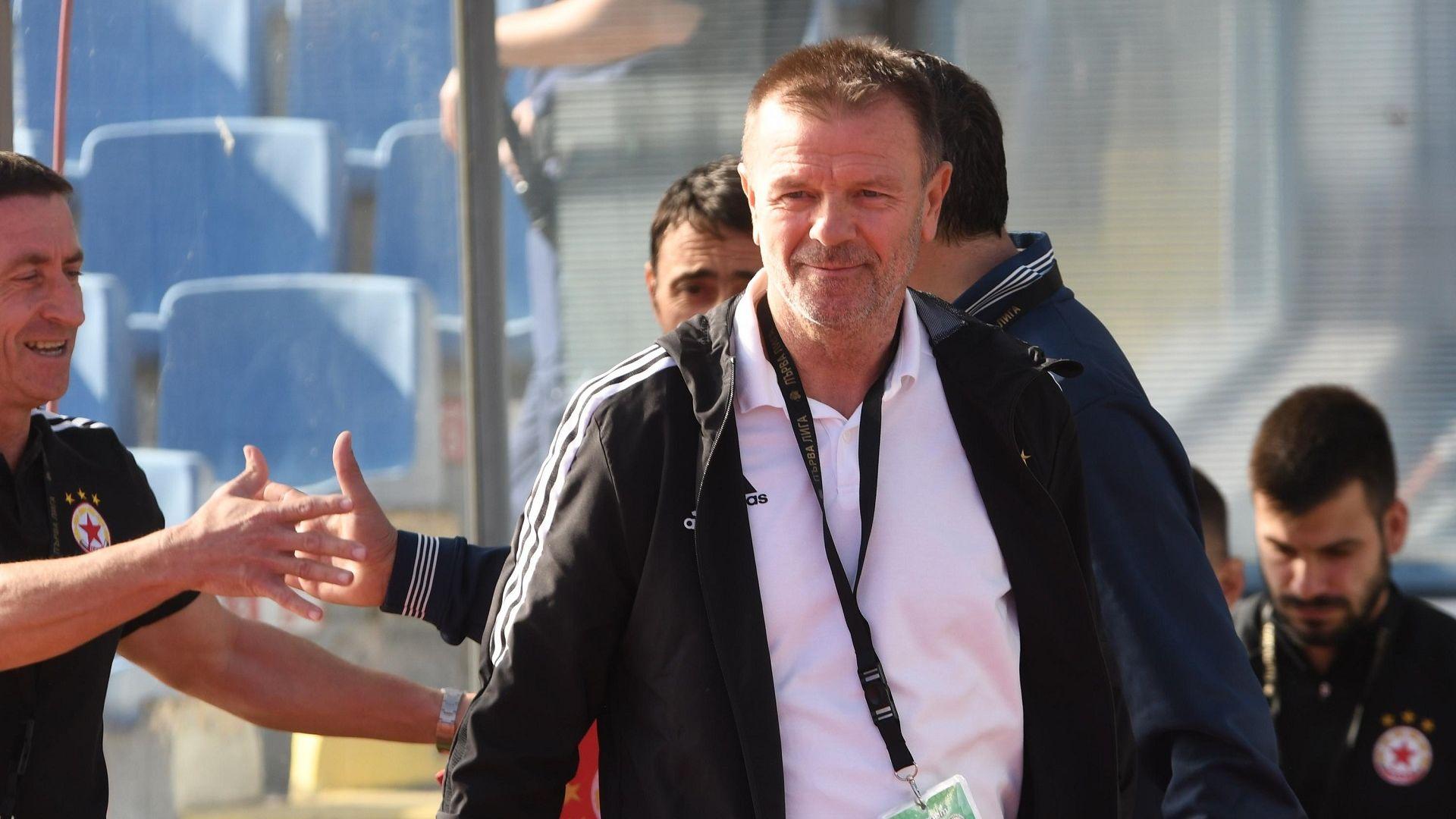 Стойчо Младенов: Ако не можем да спечелим, нека поне не губим