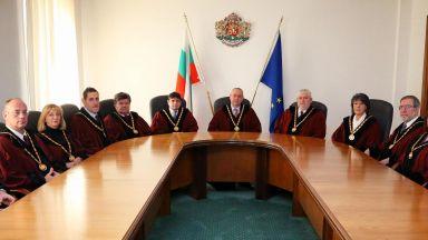 """Съдът: Мораториумът върху действията на кабинета """"Борисов 3"""" е противоконституционен"""