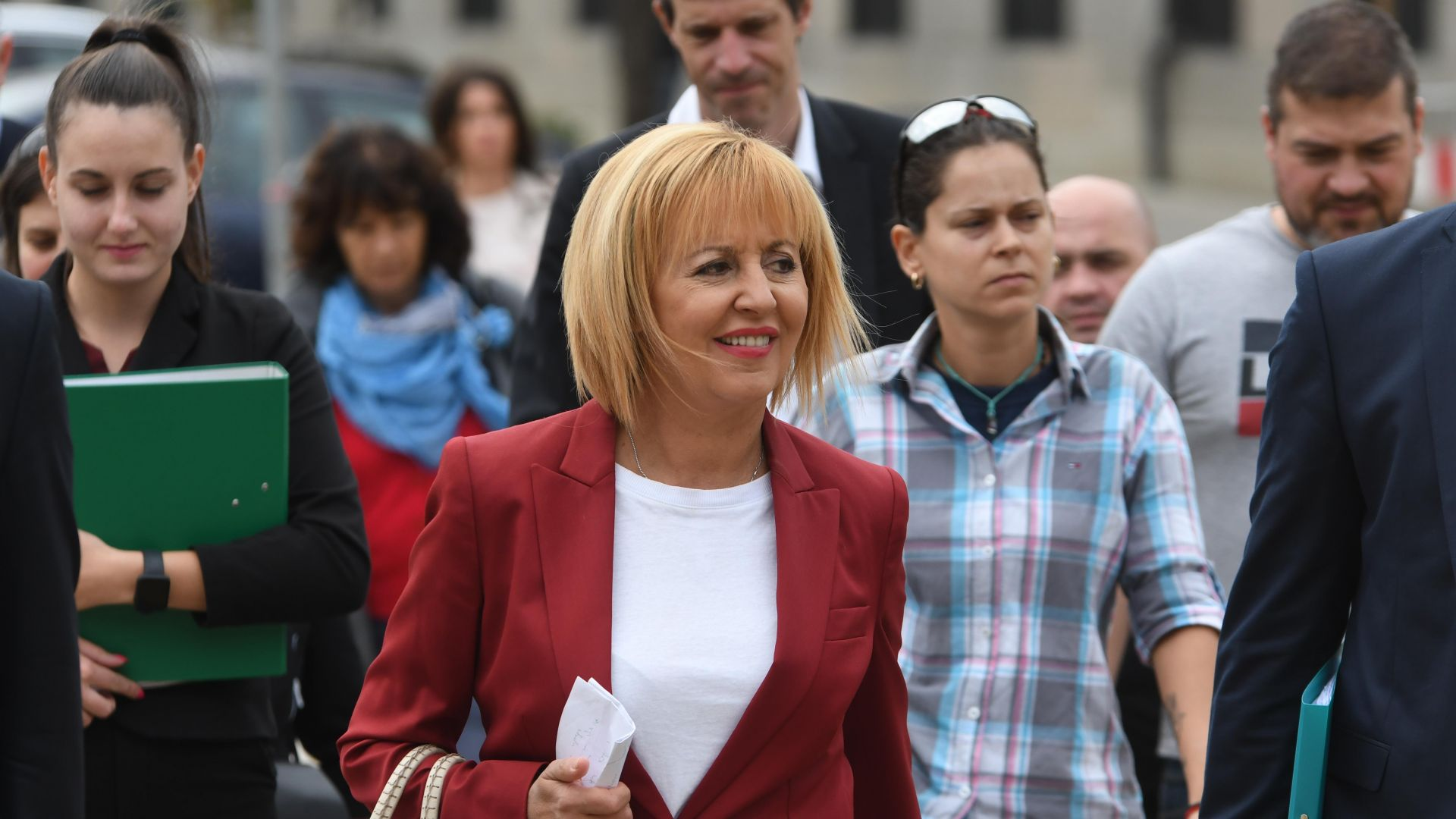 Мая Манолова дръпна коалиционен партньор от БСП