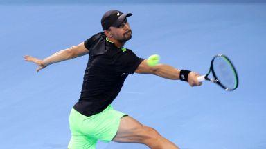 Мико Кузманов постигна най-голямата си победа след тричасова битка на Sofia Open