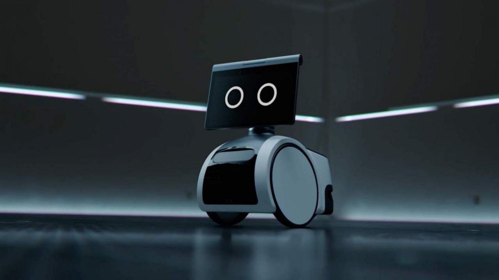 Amazon представи своя домашен робот