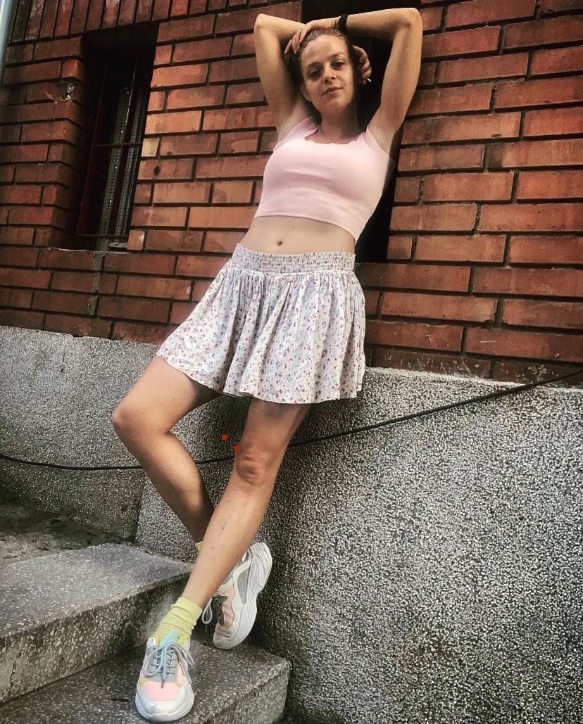 "Василена Винченцо пред ""Ялта арт руум"""