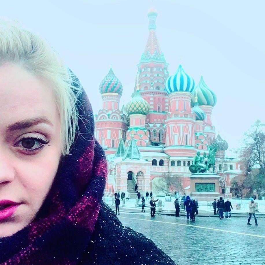 Василена Винченцо е фен на руската култура и изкуство