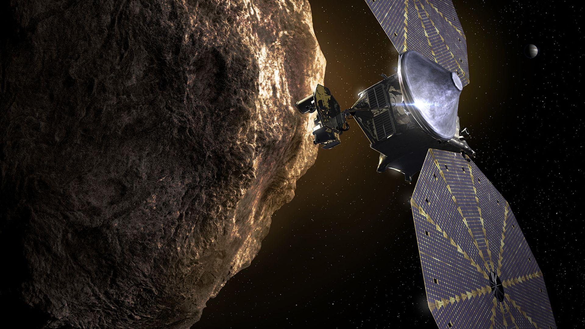 """НАСА изпраща мисия към """"артефакти от раждането на Слънчевата система"""""""