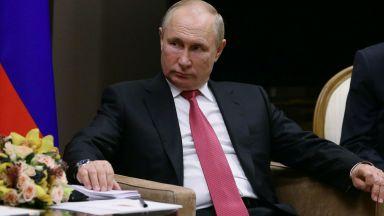 Путин няма да присъства на срещата за климата в Глазгоу