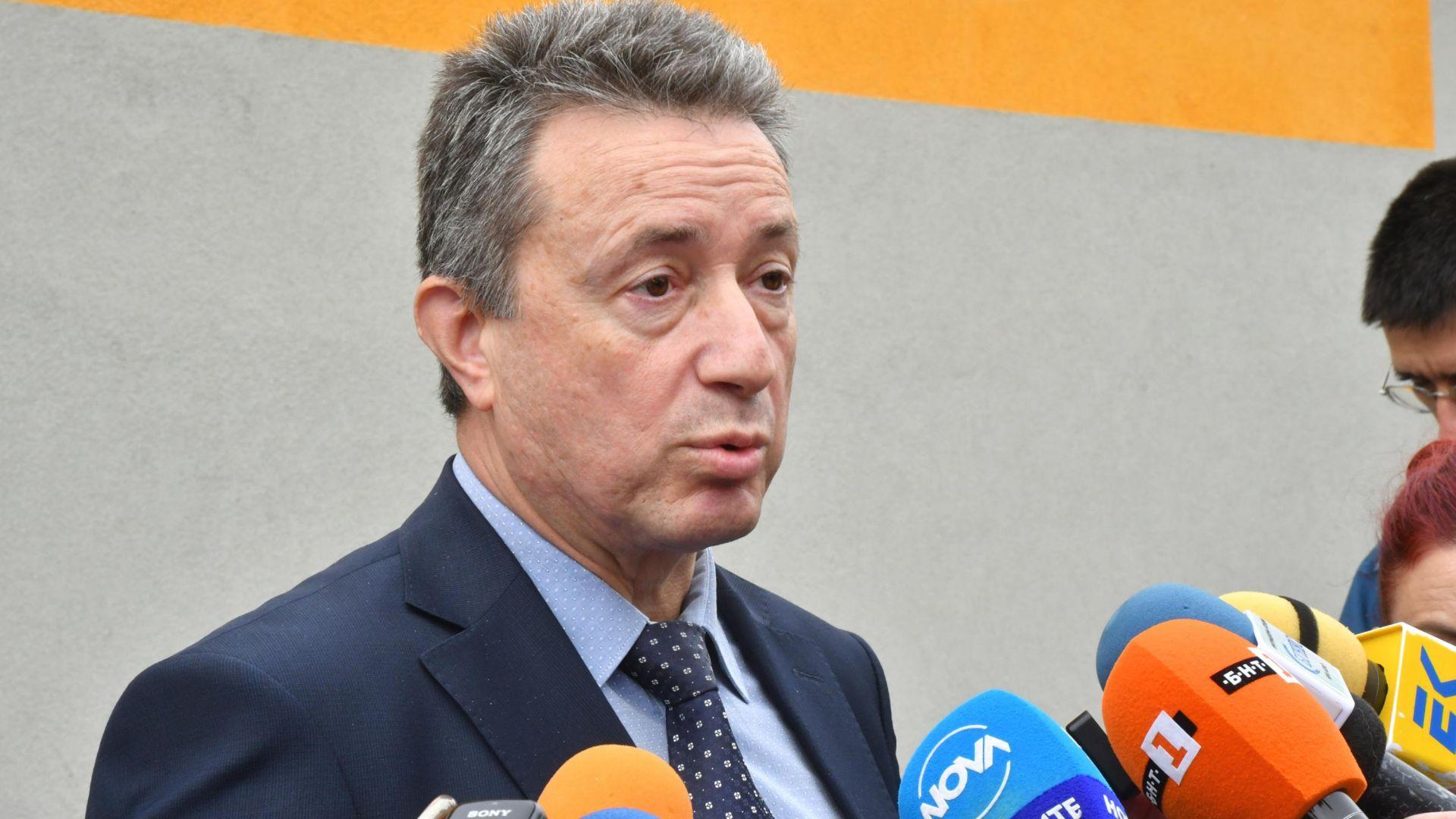 Янаки Стоилов сезира ВСС: Председателят на Софийски градски съд няма българско гражданство
