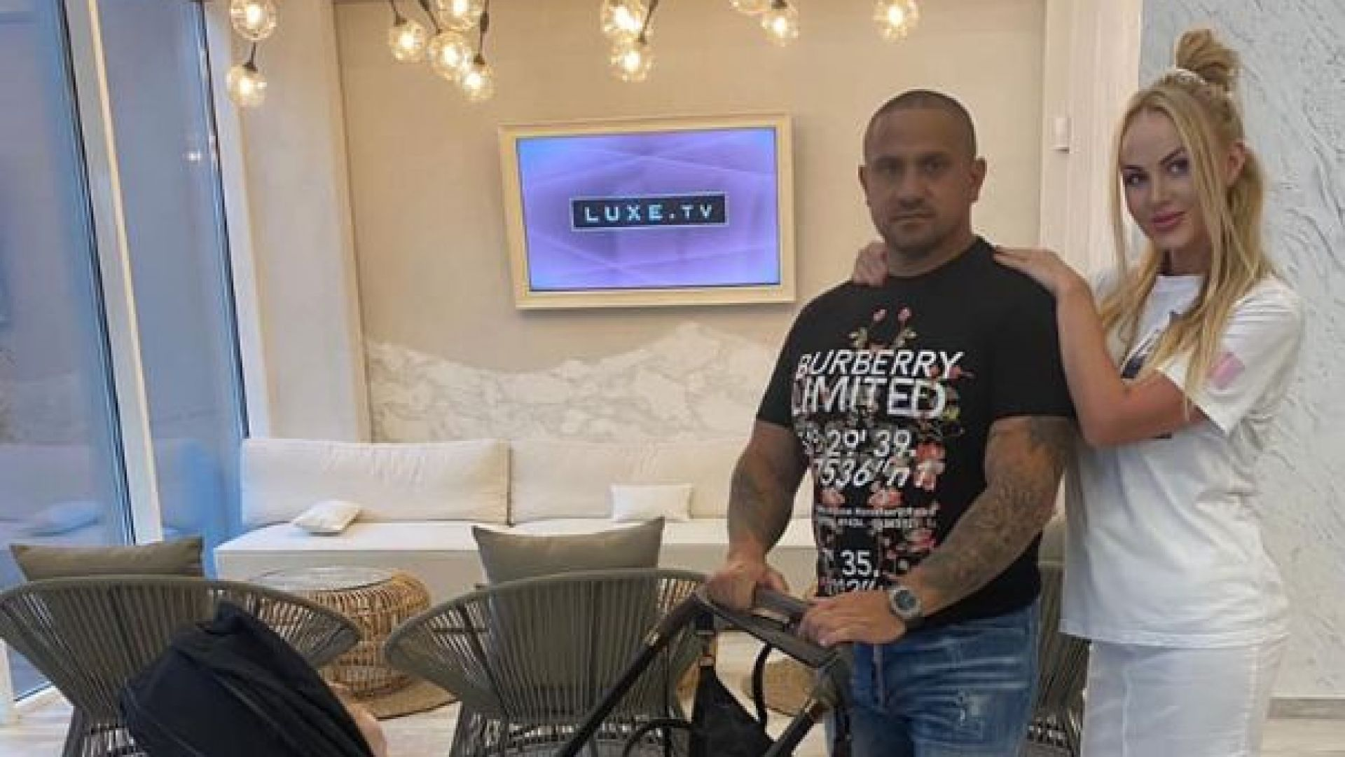 "Проговори жената на застреляния на стадион ""Герена"" Георги Христов"