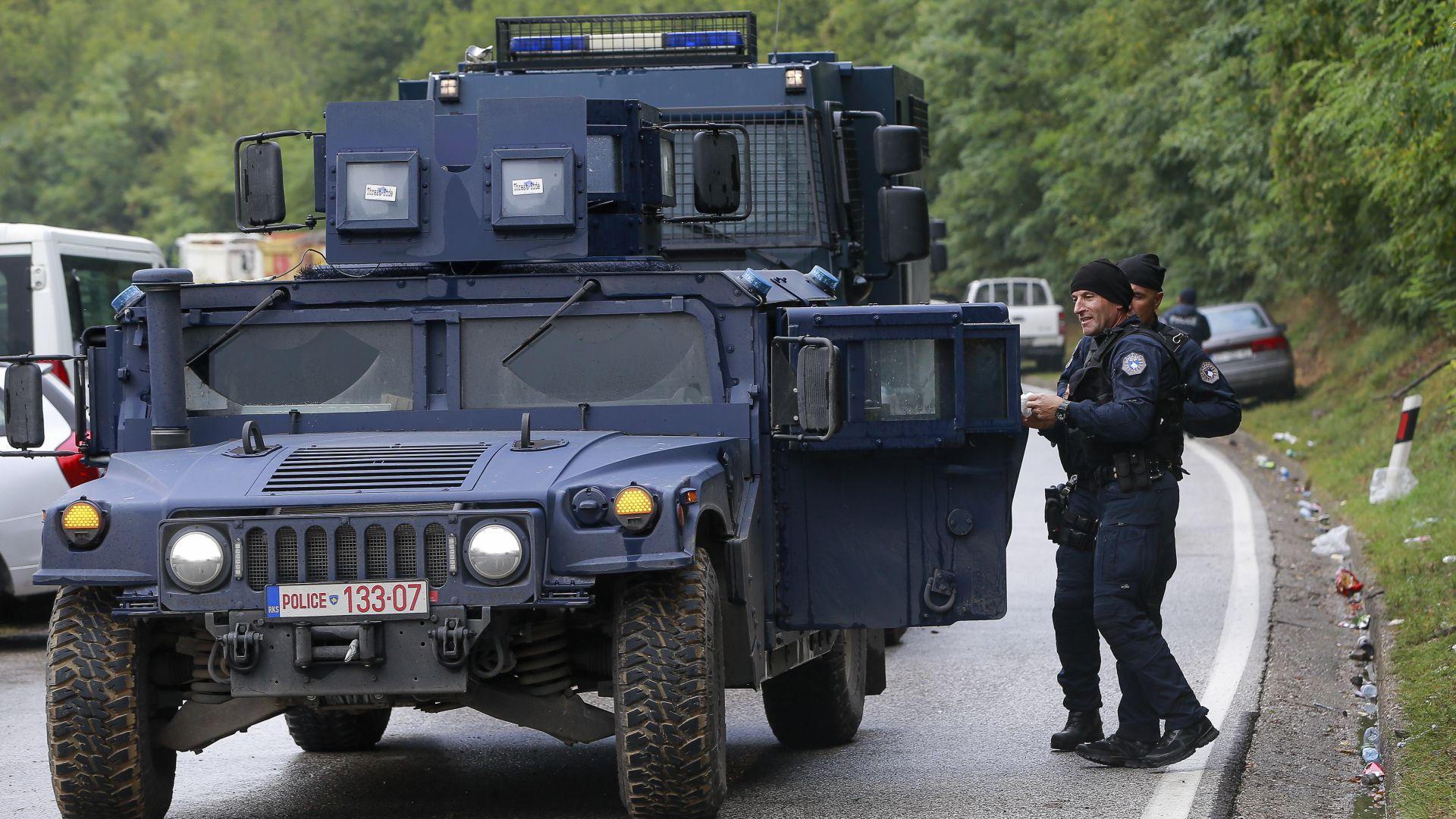10-и ден блокада на Ярине и Бърняк: струпаха военна техника, ЕК поиска решаване на спора