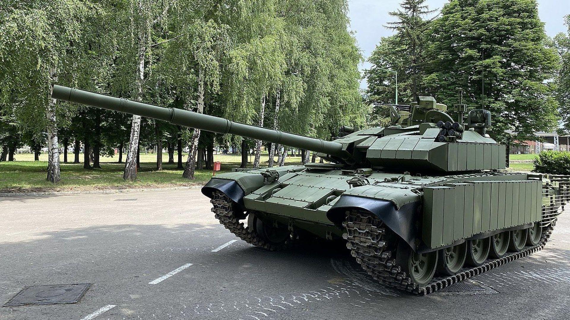 Модернизиран М-84