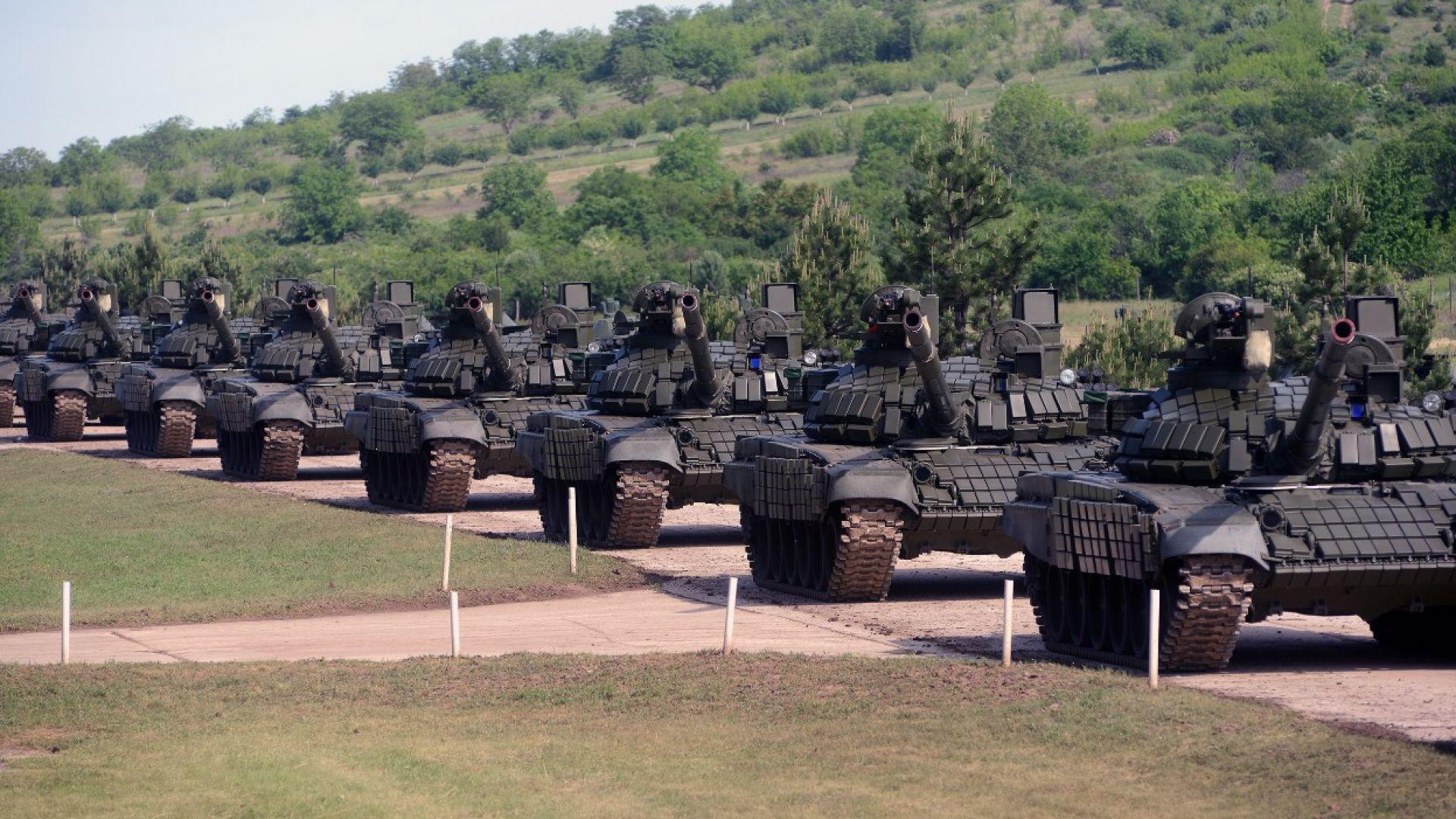 Т-72МС