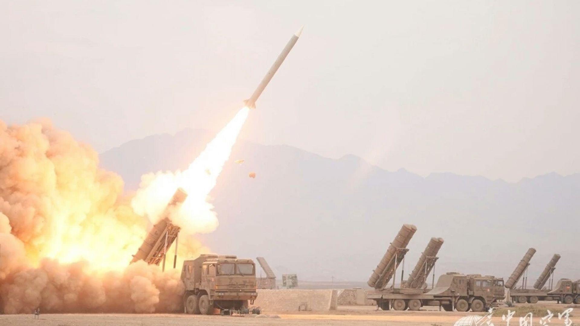 ПВО системата FK-3