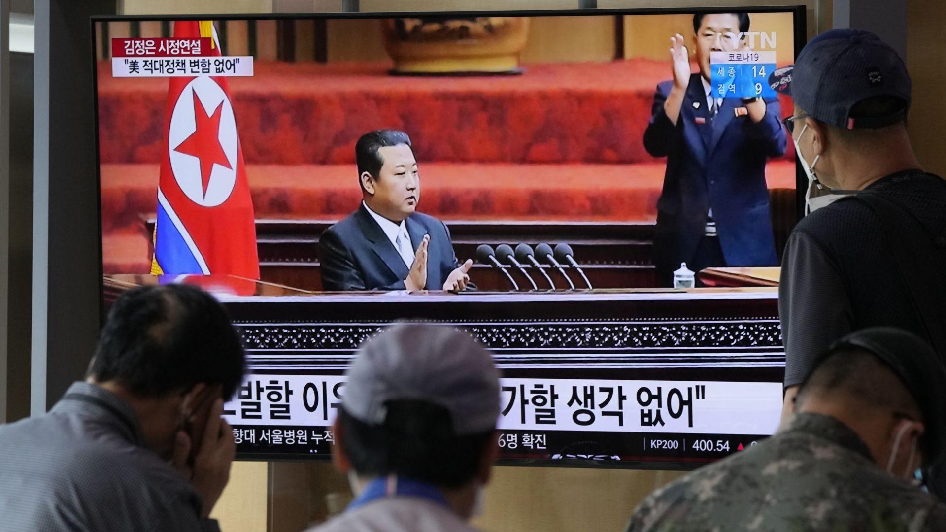 """""""Другарят"""" Ким назначи сестра си на висок пост, възстановява връзките с Южна Корея до дни"""