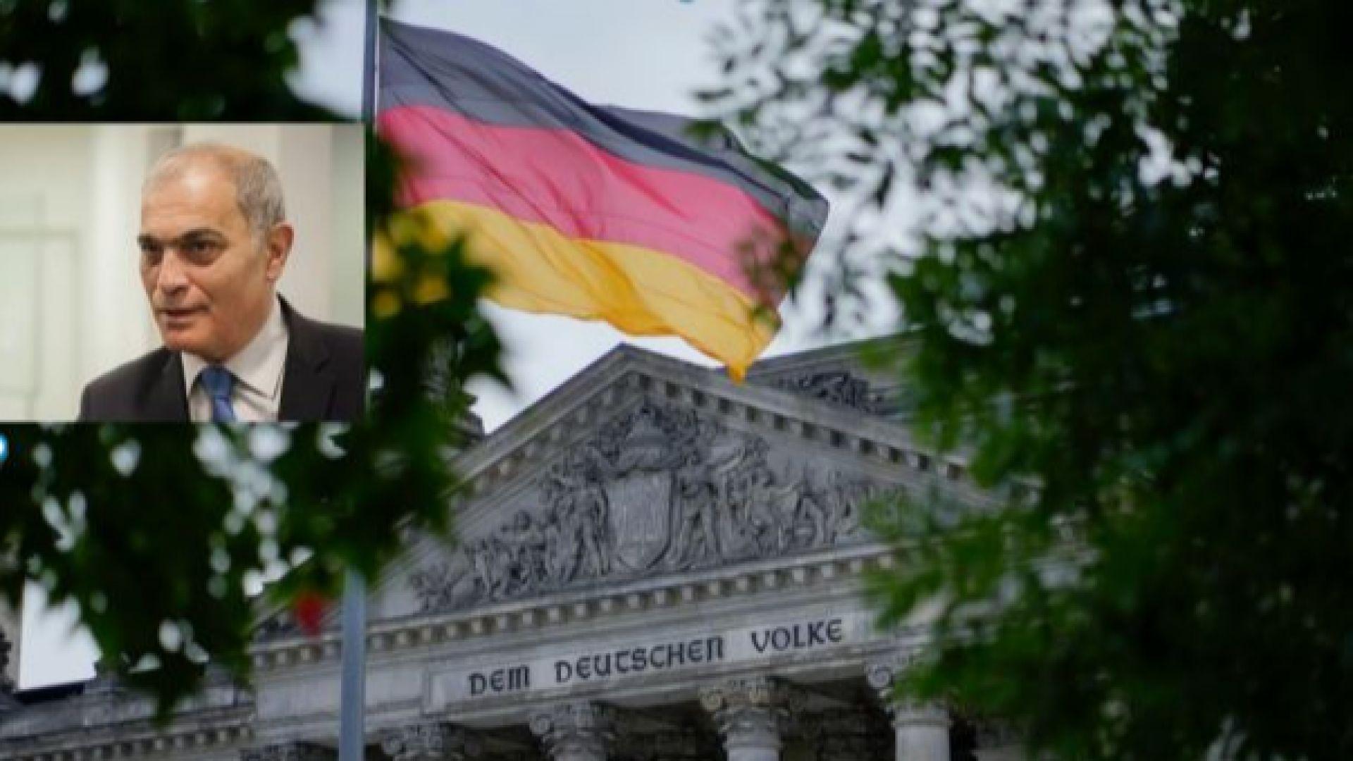 Симеон Василев: Сигналът, който дадоха избирателите в Германия, е стабилност