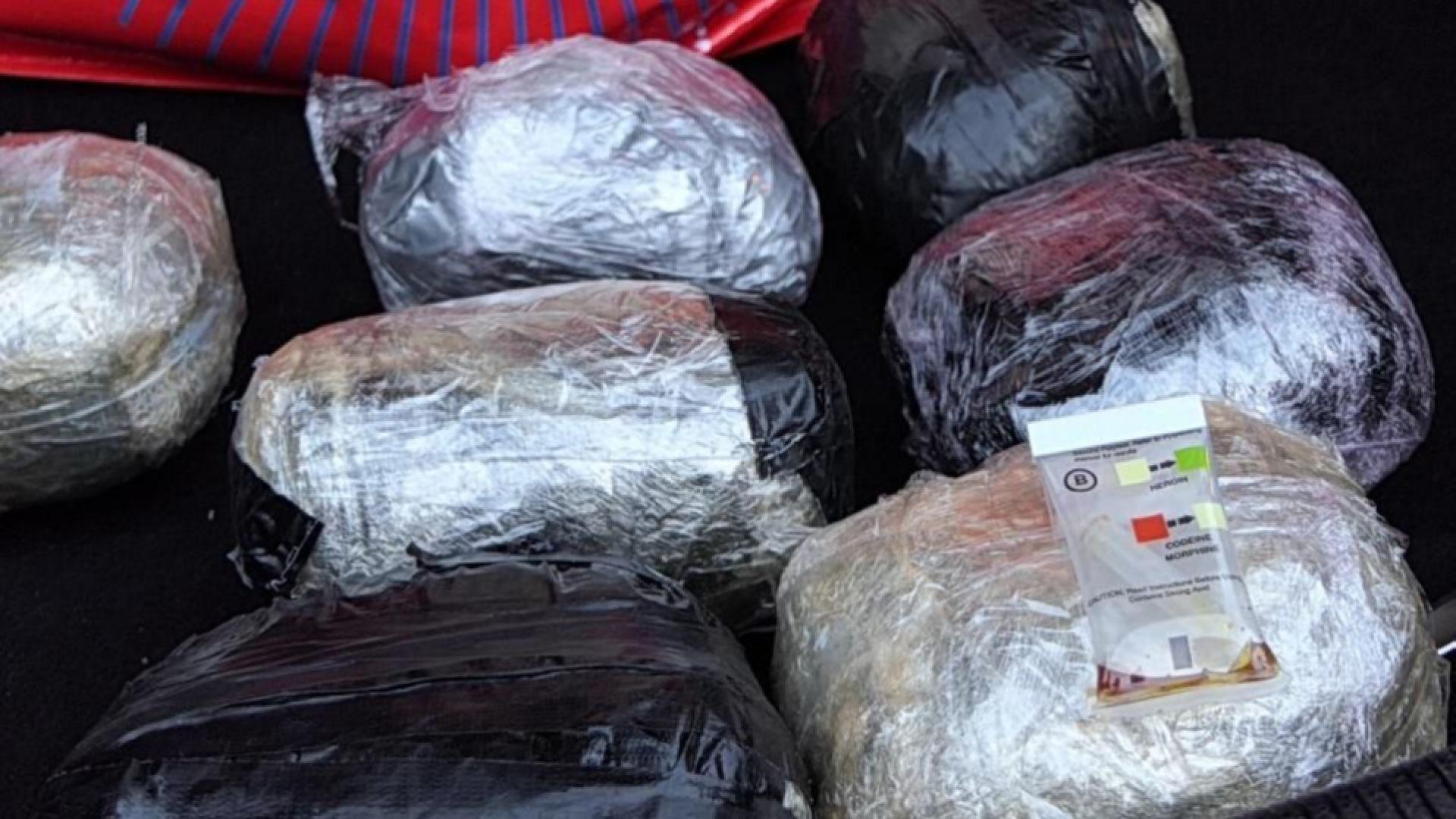 Спецпрокуратурата предаде на съд трима за трафик на хероин в Европа и САЩ