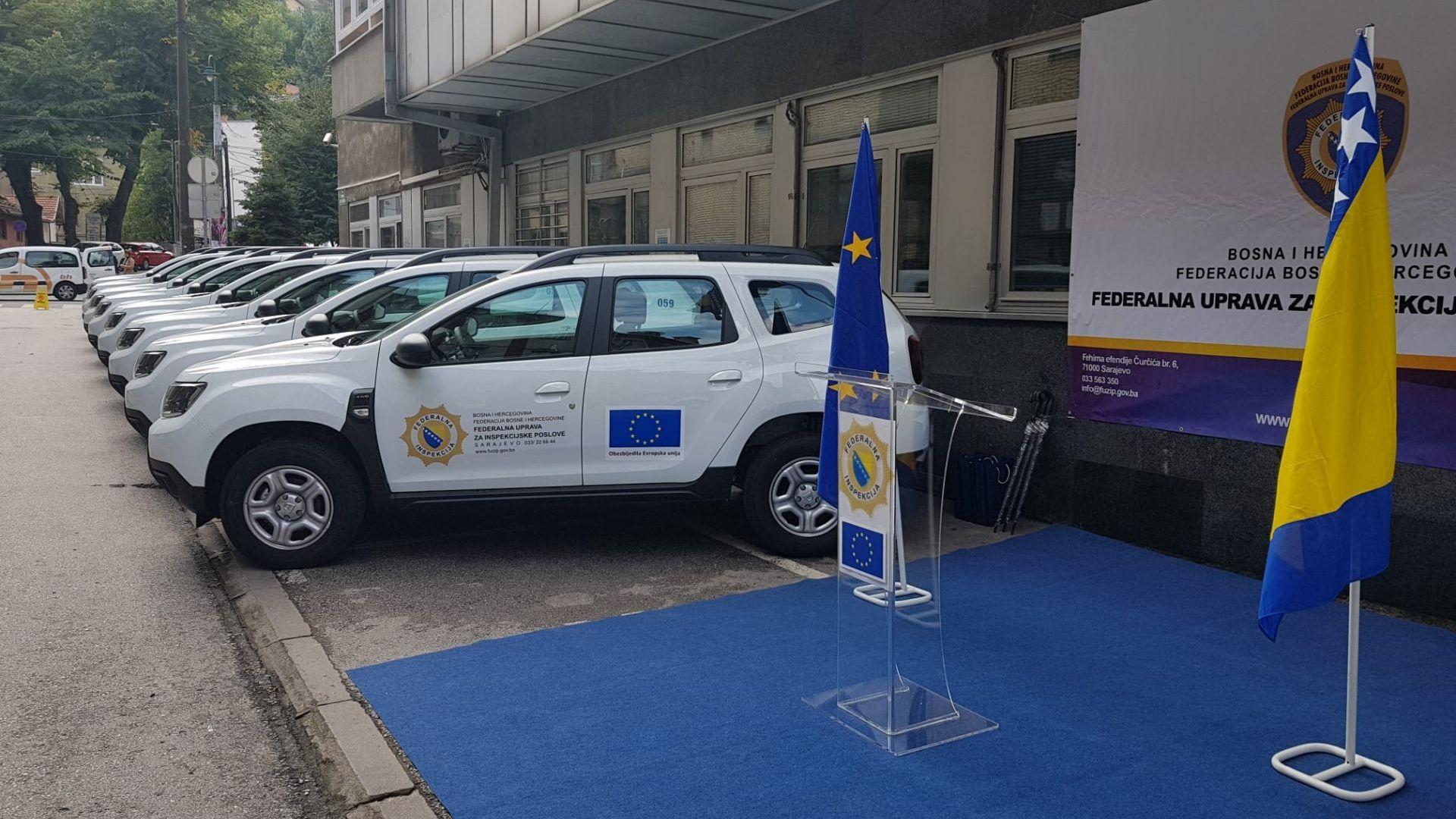 Българска фирма достави 33 превозни средства в Босна и Херцеговина