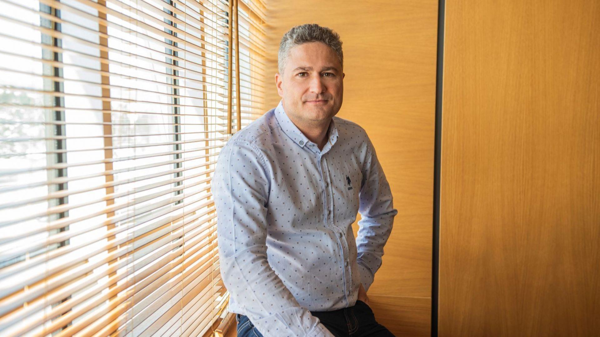 """Юлиан Димов, собственик и мениджър на """"Авто Инженеринг Холдинг Груп"""""""