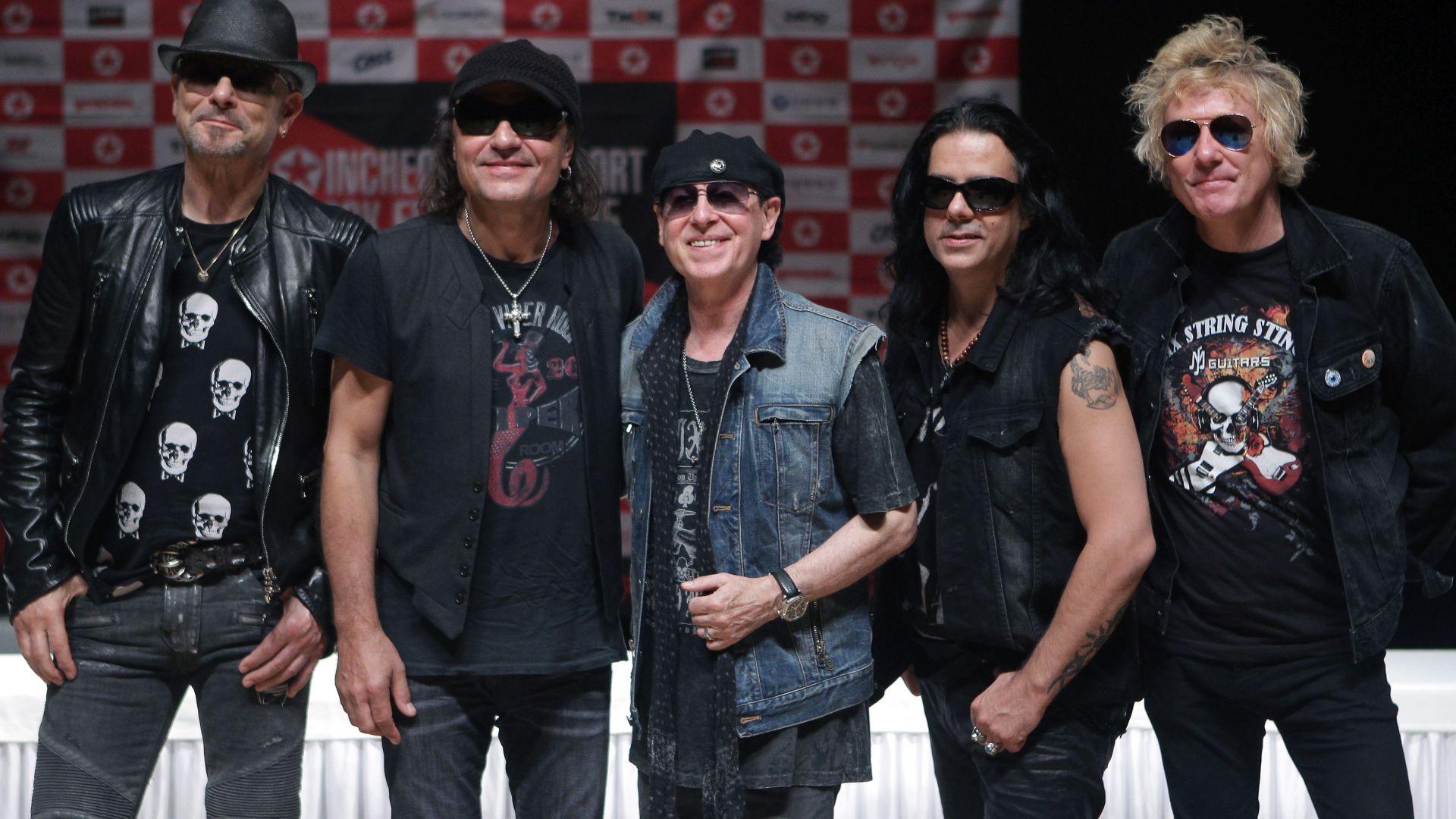 Scorpions навършват 50 с албум и турне