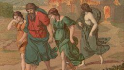 """Как е бил изпепелен """"греховният"""" Содом"""