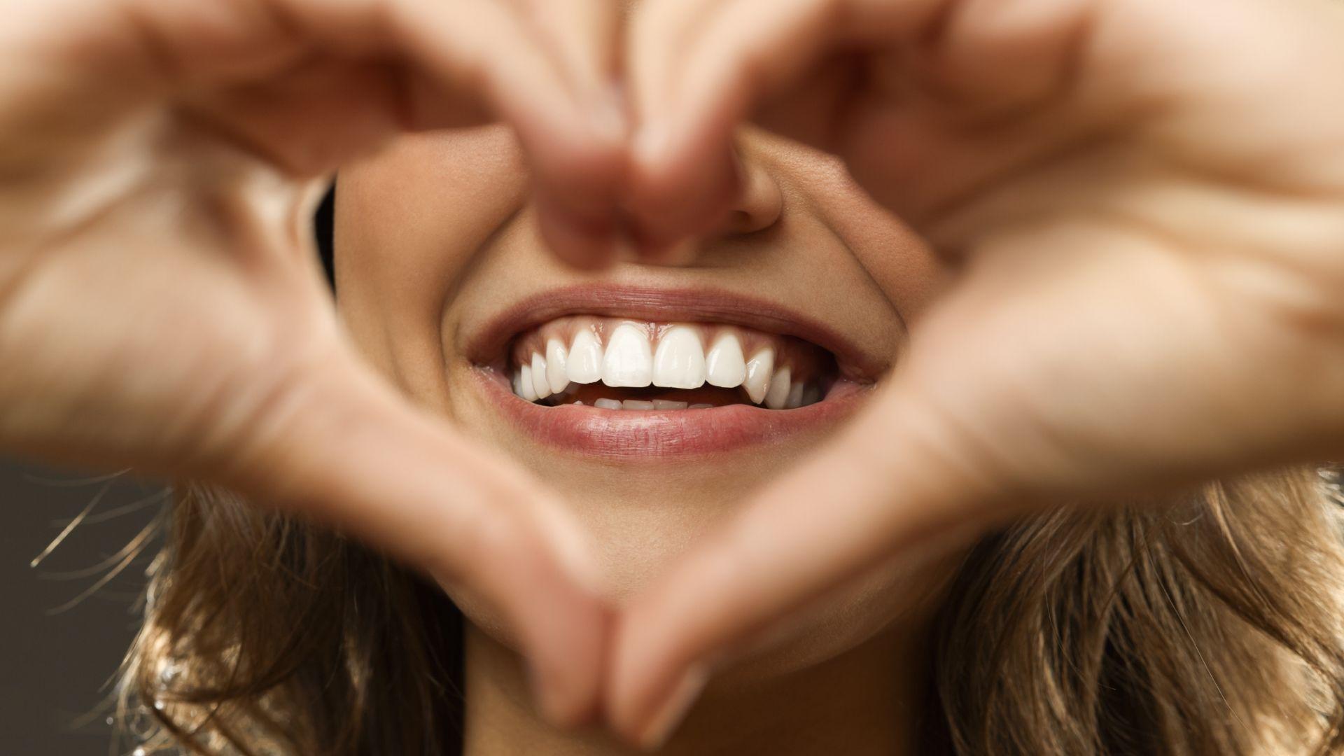 Усмивката е заразна, тя може да се види отдалеч и дори да се чуе