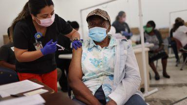 Четвърта доза Covid ваксина за хора с отслабена имунна система в САЩ