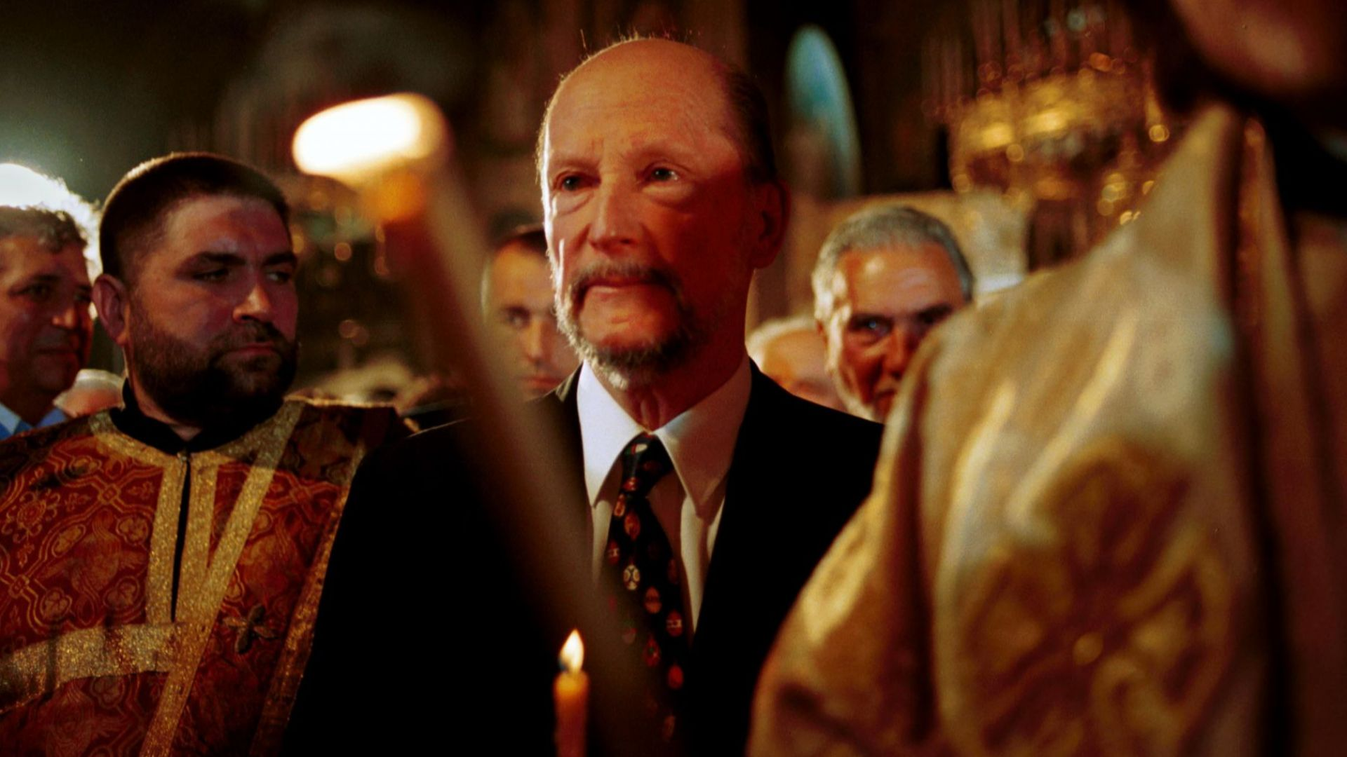 Симеон Сакскобургготски бе гост на първата кралска сватба в Русия от повече от век